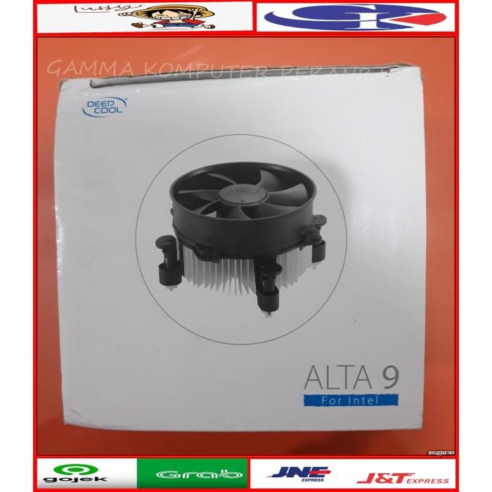 Foto Produk FAN DEEPCOOL ALTA 9 / CPU COOLER / FAN KIPAS PROCESOR / FAN INTEL LGA dari GAMMA KOMPUTER