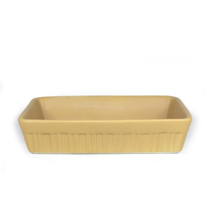 Foto Produk Artisan Ceramic | Terracotta SMT - Rectangular Gratin | Keramik dari Artisan Ceramic