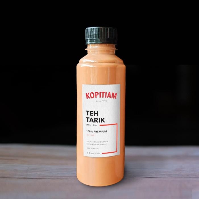 Foto Produk Teh Tarik Kopitiam 250 ml dari KOPITIAM OFFICIAL STORE