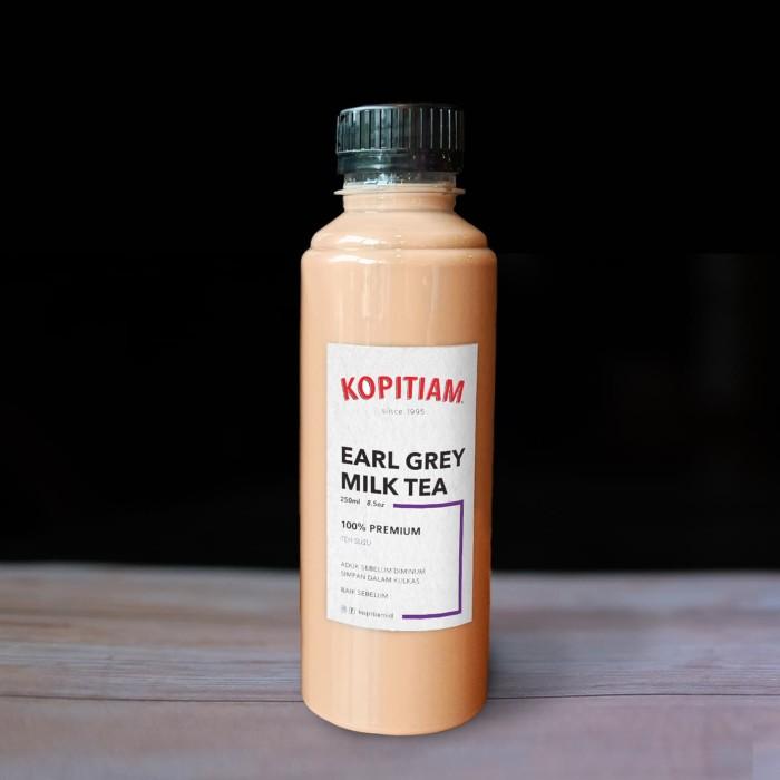 Foto Produk Earl Grey Milk Tea Kopitiam 250 ml dari KOPITIAM OFFICIAL STORE
