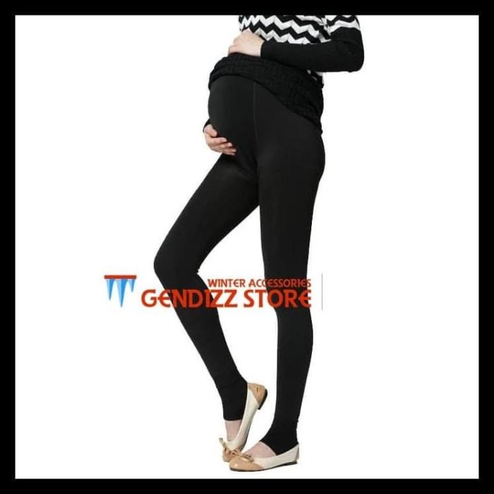 Jual Celana Hamil Legging Thermal Untuk Musim Dingin Winter Ibu Hamil Jakarta Barat Rahmawati Berkah2 Tokopedia