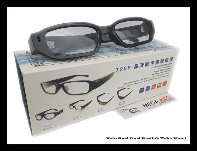 Jual Kamera Kacamata Spy Camera Glasses Camera 720p Hd Hig Limited Jakarta Barat Septian Sanjaya Tokopedia