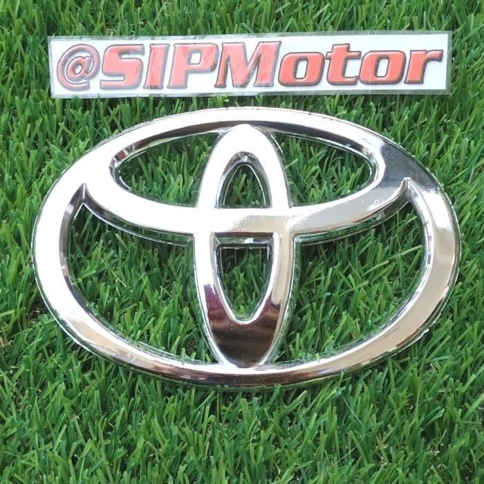 Foto Produk Emblem Toyota Ganti Logo Burung Calya dari SIPMotor