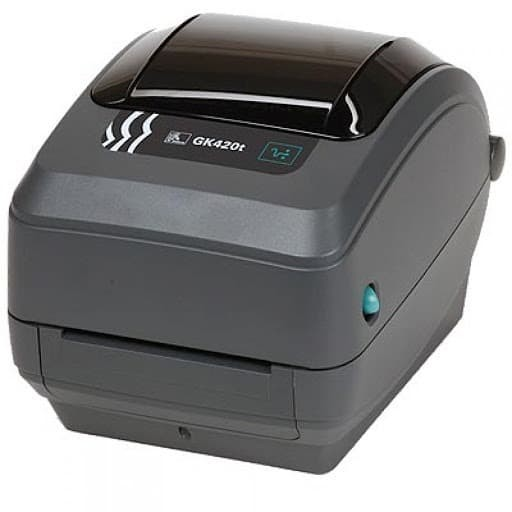 Foto Produk Barcode Printer Label Zebra GK420t Printer Barcode GK-420T dari PojokITcom Pusat IT Comp
