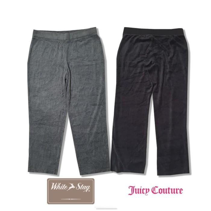 Foto Produk BRANDED BIG SIZE celana panjang beludru dari toko super murah