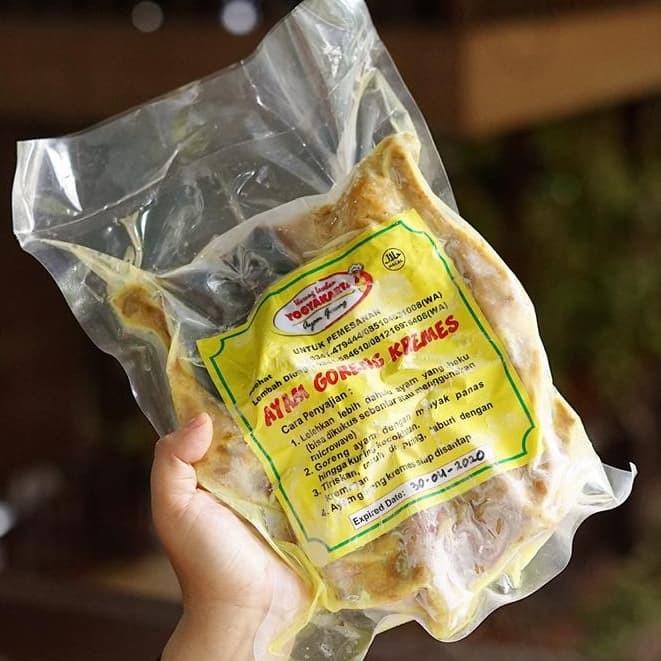 Jual Ayam Goreng Kremes By Warung Lesehan Yogyakarta Malang Jakarta Pusat Lelianas Tokopedia