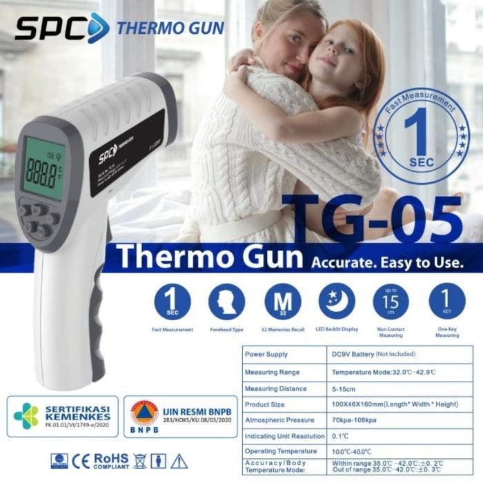 Foto Produk Thermometer SPC TG-05 / Thermogun TG 05 dari Cozy Shop