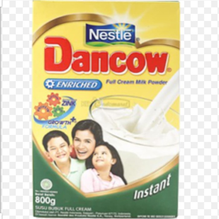 Foto Produk Nestle Dancow Fortigro Susu Instant Enriched Box 800 gram dari Goroa