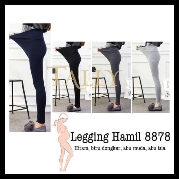 Jual Celana Legging Hamil Tally 8878 Legging Hamil Navy Unik Murah Free Jakarta Barat Rahmawati Berkah2 Tokopedia
