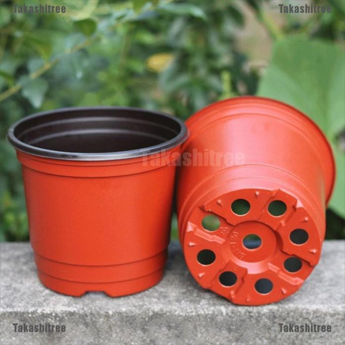 Jual Tawayitree 10pcs Pot Bunga Mini Bentuk Bulat Bahan Plastik Untuk Jakarta Barat Reyra Tokopedia