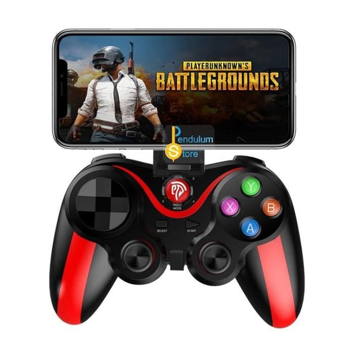 Foto Produk Gamepad Joystick Bluetooth Premium VA-013 Wireless Controller Stick F dari Pendulum Store