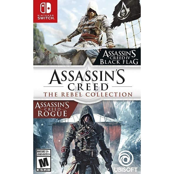 Jual Switch Assassin S Assassin Creed The Rebel Collection