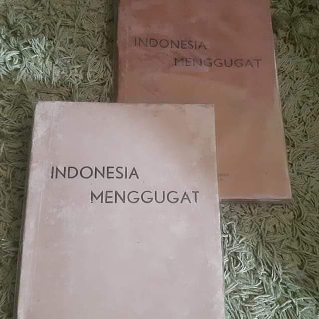 Foto Produk Indonesia menggugat soekarno dari rarebookstmii