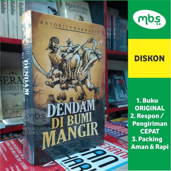 Foto Produk BUKU DENDAM DI BUMI MANGIR dari Moukamad Bookstore