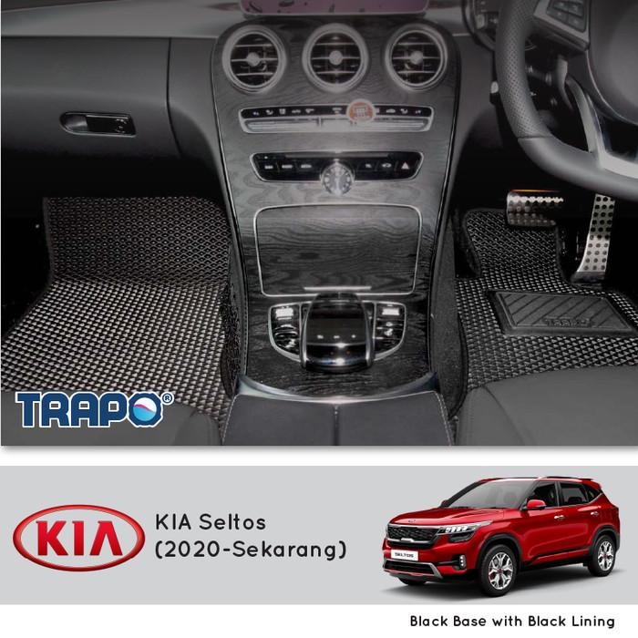 Promo Karpet Mobil Eva Premium Kia Seltos 2020 Sekarang Trapo Fullset Jakarta Barat Trapo Indonesia Tokopedia