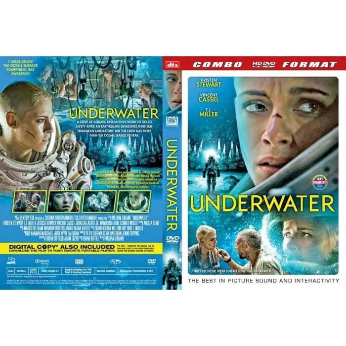 Foto Produk DVD Film Underwater (2020) Gratis 1 dari Laris Jaya Glodok
