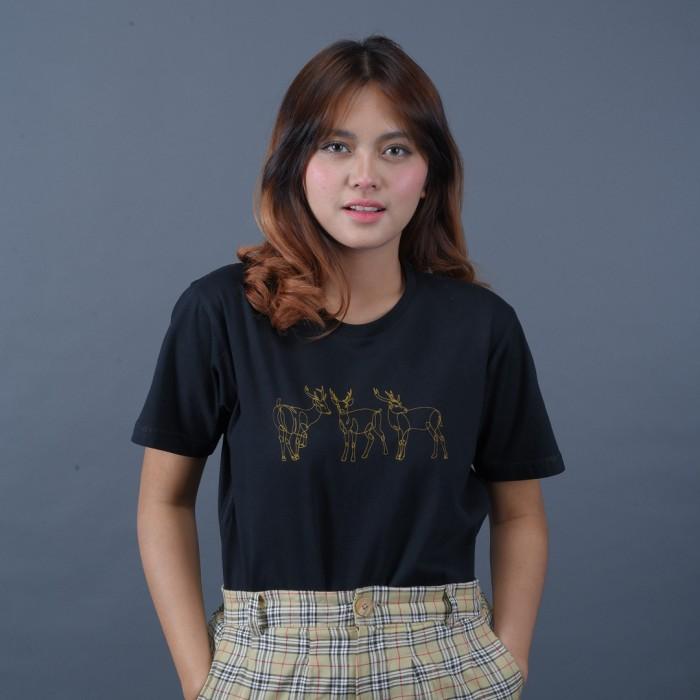 Foto Produk Kaos DGD Rusa - XXXL dari DGD INDONESIA