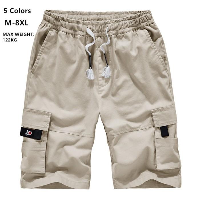 Jual Mens Cargo Shorts Summer Camo Short Sport Cotton Sweatpants Men Kab Indramayu Ownertoko Tokopedia