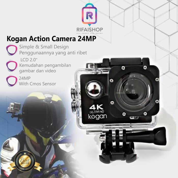 Foto Produk Kogan Action Camera / Sport action Camera 1080p Water Ressistant dari rifaishop.id_