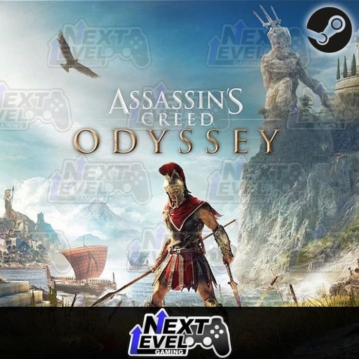 Jual Assassin S Creed Odyssey Uplay Backup Dvd Pc Kota Bandung
