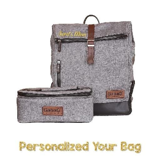 Foto Produk GabaG Cooler Bag Kelimutu - Custom Nama dari GabaG Indonesia