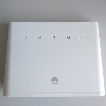 Foto Produk Modem Router Wireless Huawei B311 4G LTE Unlock dari PojokITcom Pusat IT Comp