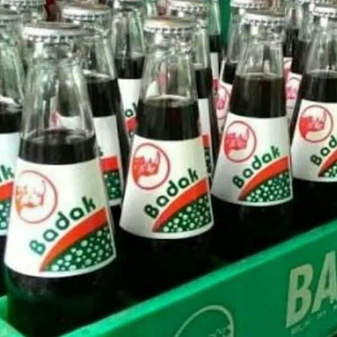 Foto Produk Minuman Cap Badak Siantar 1 Krat 24 botol dari Mikha Galery Songket