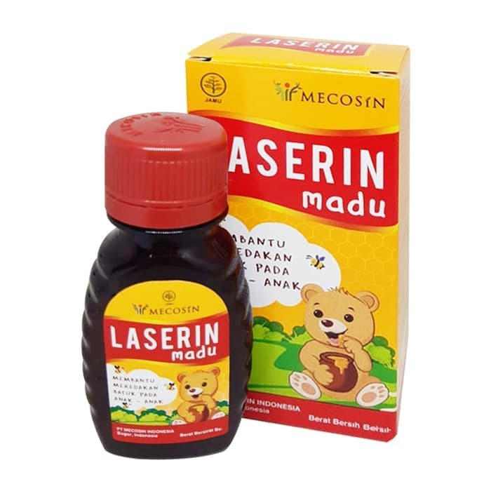 Foto Produk Laserin Madu Anak 100ml dari APOLLO ONLINE PHARMACY