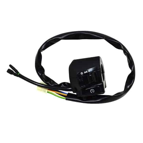 Foto Produk Switch Assy Lighting Start MegaPro Advance 35150KYE901 dari Honda Cengkareng