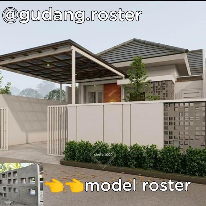 Jual Bata Roster Minimalis Roster Murah Lebak Bulus 08170222922 Wa Kab Bogor Gudang Roster Tokopedia