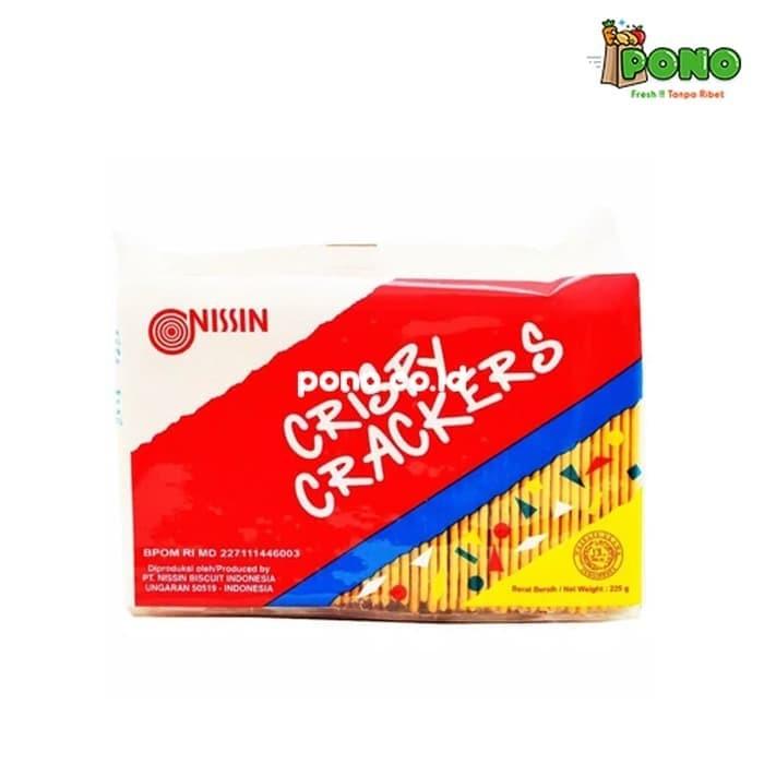 Foto Produk MT01 Nissin Crackers Original dari Pono Area Solo