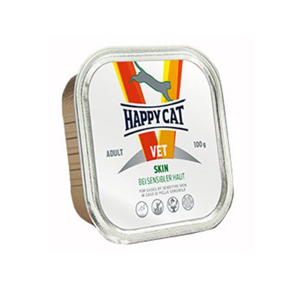 Foto Produk happy cat vet 100 gr skin (wet) dari F.J. Pet Shop