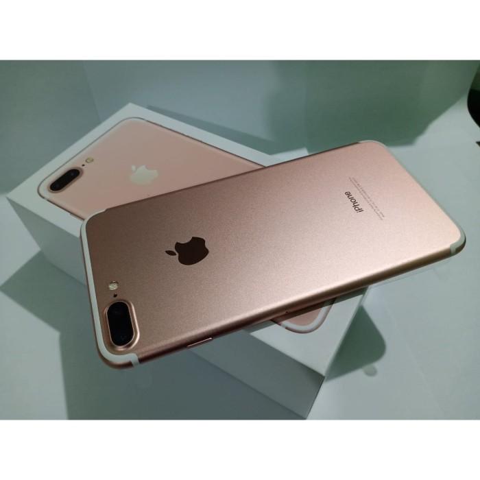 Foto Produk iphone second ori ex inter 7 plus 128gb black/Gold/Red/ rosegold dari k_store88