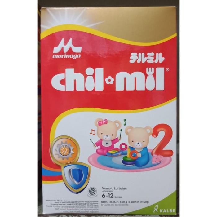 Foto Produk Morinaga Chil Mil 6-12 bulan 800gr dari Toko Susu Si Kembar