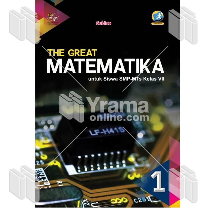 Foto Produk BUKU THE GREAT MATEMATIKA UNTUK SISWA SMP-MTs KELAS VII dari Yrama Widya Online