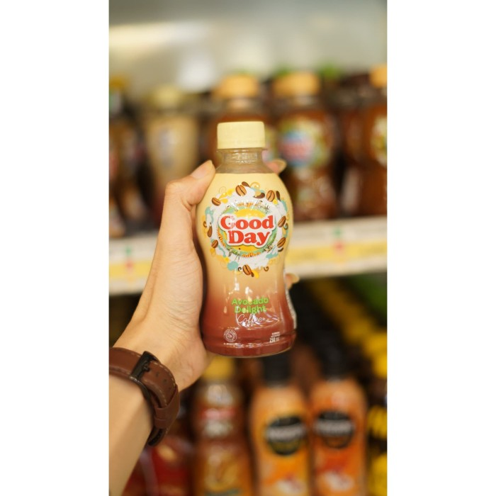 Jual Good Day Avocado Delight 250ml Kota Medan Kotaku Id Tokopedia