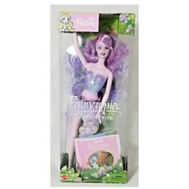 Jual New Barbie Fairytopia Purple Fairy Jakarta Pusat Distributor Mainan Baru Tokopedia