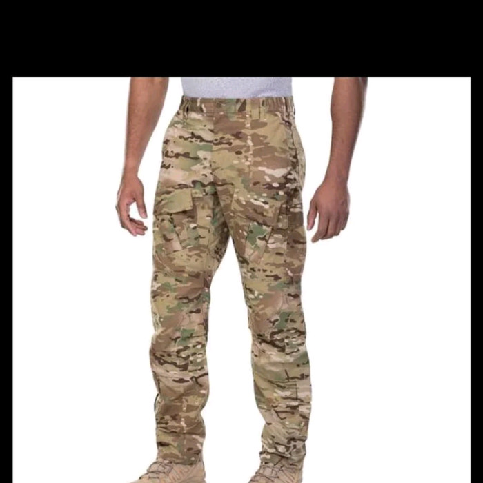 Foto Produk celana Multicam vertx recon militer tactical airsoft gun camo loreng dari joe adventure