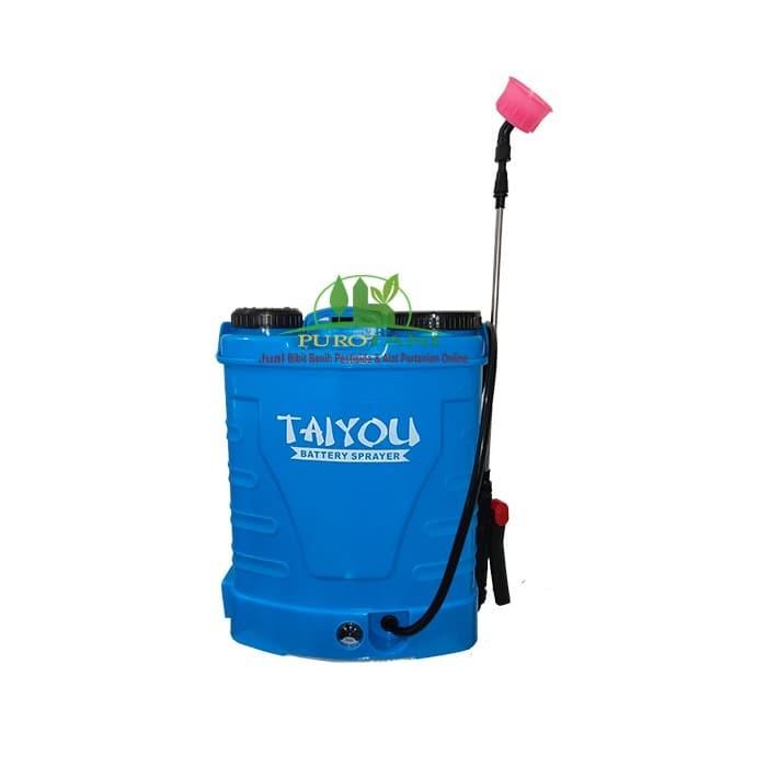 Foto Produk Tangki Semprot Taiyou Battery Sprayer dari Purotani
