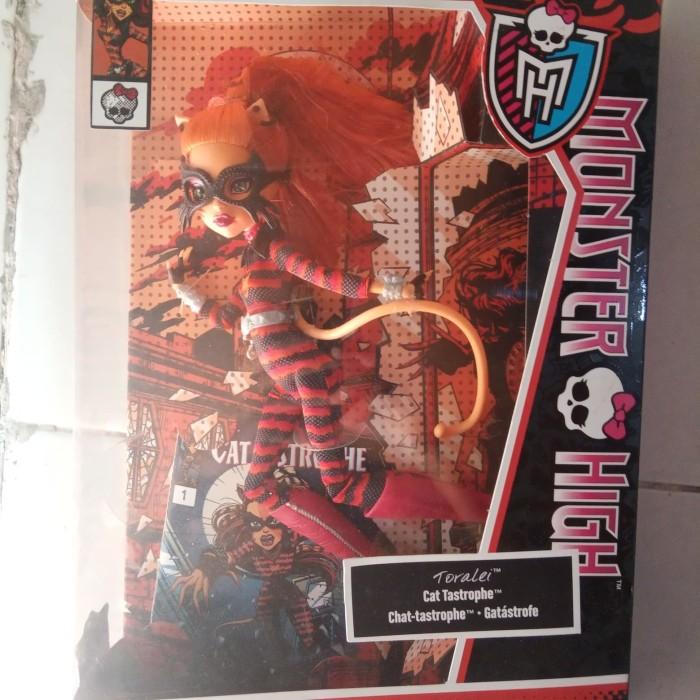 Jual Barbie Monster High Toralei Mattel Kab Bekasi Zord Lovers Id Tokopedia