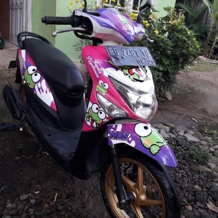 Jual Decal Stiker Motor Honda Beat All Tipe Motif Gambar Kerropi Keropi Kab Grobogan Mos Sticker Tokopedia