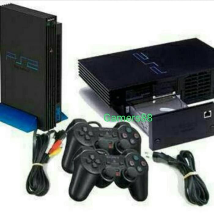 Foto Produk SONY PS2/ PS 2 FAT SER3/5 MULTIFUNGSI+N. A HDD 160GB(INTERNAL)FULLGAME dari Gamers88