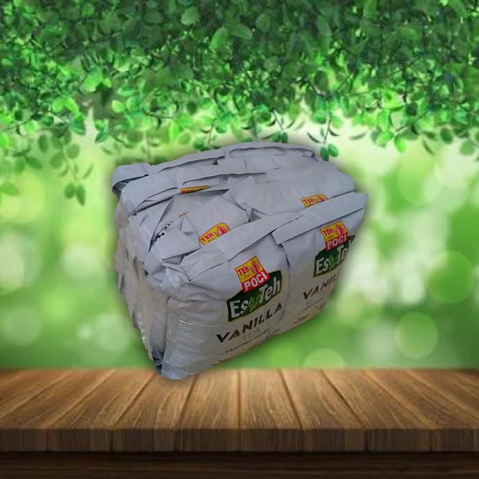 Foto Produk NEW - Kantong Serbuk Teh Poci Vanilla - 1 bos isi 40 kantong (10 Pack) dari Dimas Mart