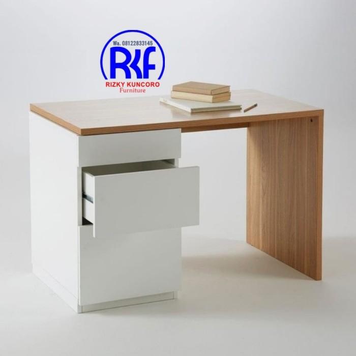 Jual Meja Kantor Minimalis Multi Hpl Kab Jepara Rizky Kuncoro Furniture Tokopedia
