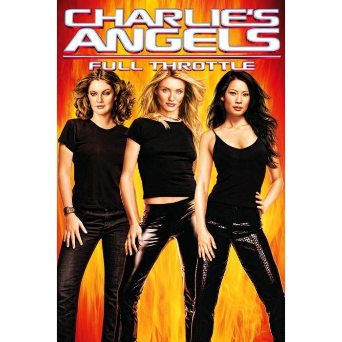 Jual Dvd Film Charlie S Angels Full Throttle 2003 Kab Karawang Dvd Movie Update Tokopedia