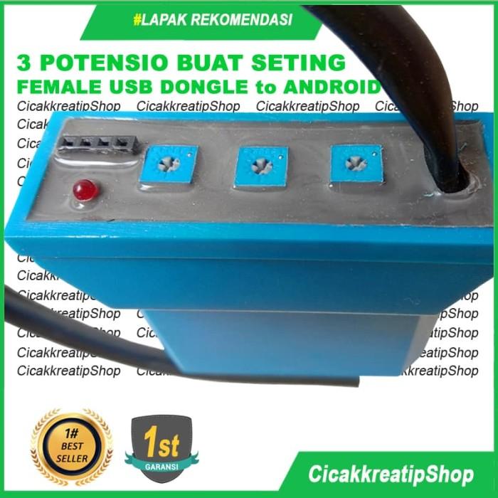 Foto Produk Piggyback / Fuel Adjuster Iquteche dari cicakkreatipshop