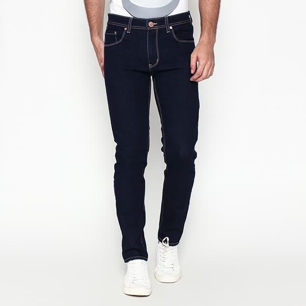 Foto Produk 2Nd RED Jeans Pria Slim Fit Best Seller Bahan Melar Blue Black 133205 - Hitam, 30 dari 2nd RED Jeans