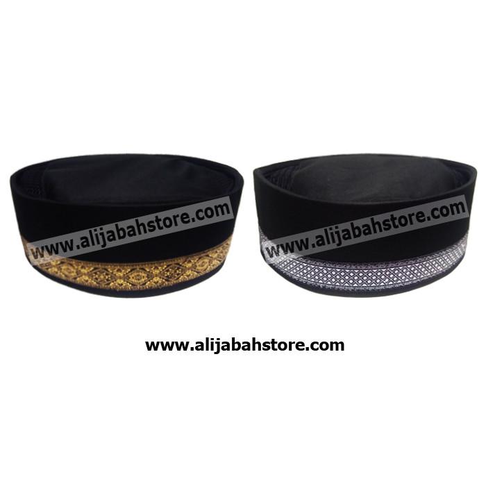 Foto Produk Minimal Order 10 PECI BHT PITA Pengganti Songkok Bludru Grosir Kopiah dari Grosir Al Ijabah Store