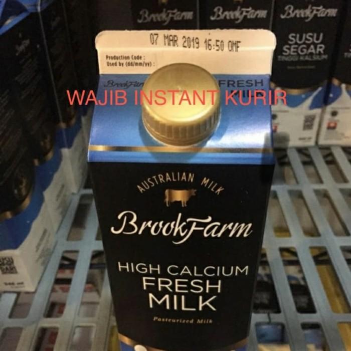 Jual Susu Segar Fresh Milk Brookfarm Australia - Jakarta