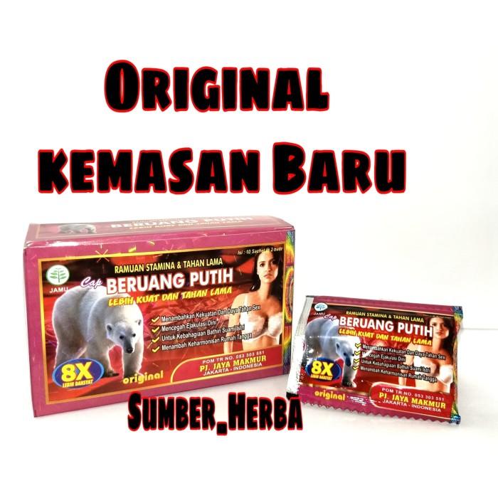 Jual Kapsul Beruang Putih Original - Kota Surabaya ...
